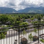 Balcony View - Bedroom - The Ridge Apartments in Sandy - Midvale, Utah