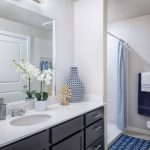 Bathroom - The Ridge Apartments in Salt Lake City