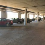 Parking Garage at The Ridge Apartments in Sandy - Midvale, Utah