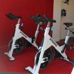 Stationary Spinning Bikes at The Ridge Apartments in Sandy - Midvale, Utah