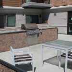 Natural Gas Grill in Apartment Common Areas - The Ridge in Sandy - Midvale, UT
