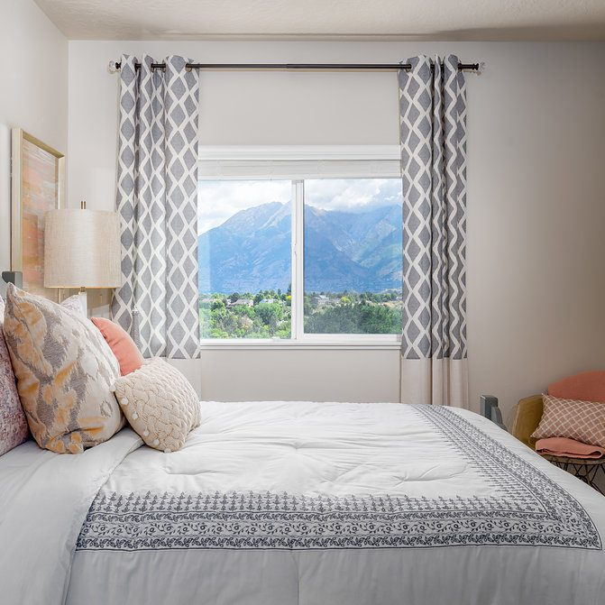 Bedroom with a View Midvale, Utah